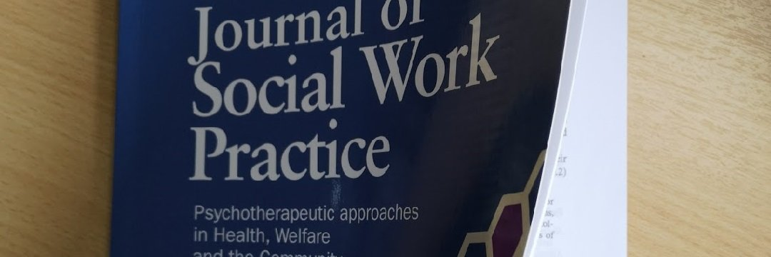 Creating space to think and feel in child protection social work; a psychodynamic intervention