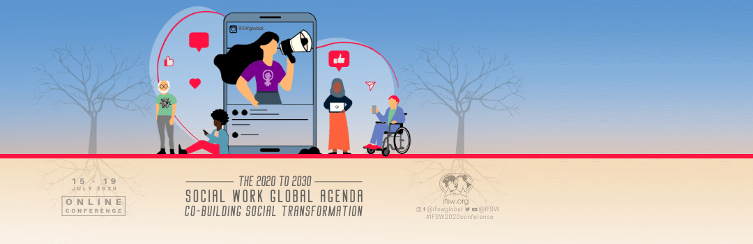 IFSW – The 2020 to 2030 Social Work Global Agenda:  Co-building Social Transformation